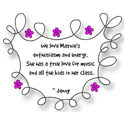Children's Music Classes Raves & Reviews