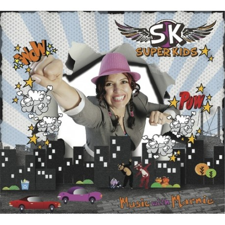 Super Kids CD