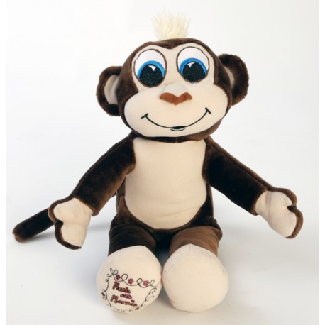 Mumbu the Monkey Stuffed Toy